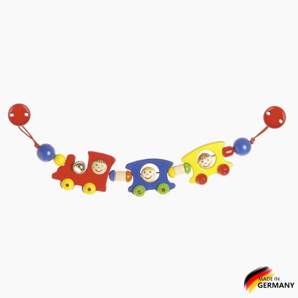 Kinderwagenkette Zug