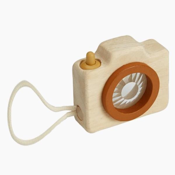 PlanToys Spiel-Kamera Mini aus Holz