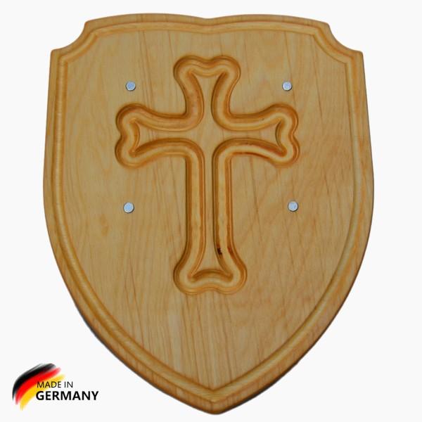 Schild Kreuz